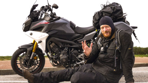 Tim, Motorrad, Yamaha