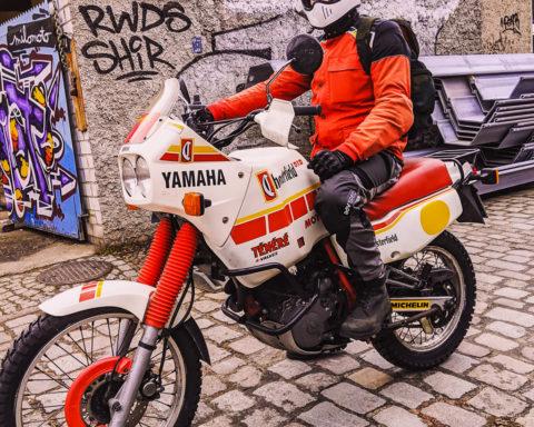 Ténéré, Yamaha, XT600