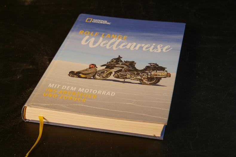 Rolf Lange, Weltenreise, Motorrad, Tour, BMW