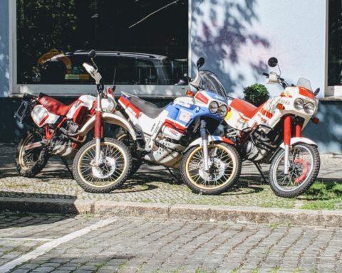 Yamaha XT 600, Tenere, Africa Twin