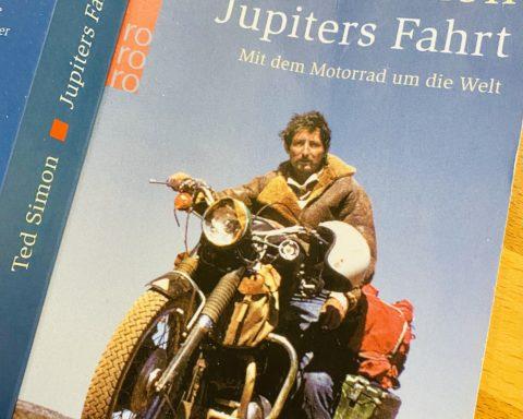Jupiters Fahrt, Ted Simon, Motorrad, Reisen